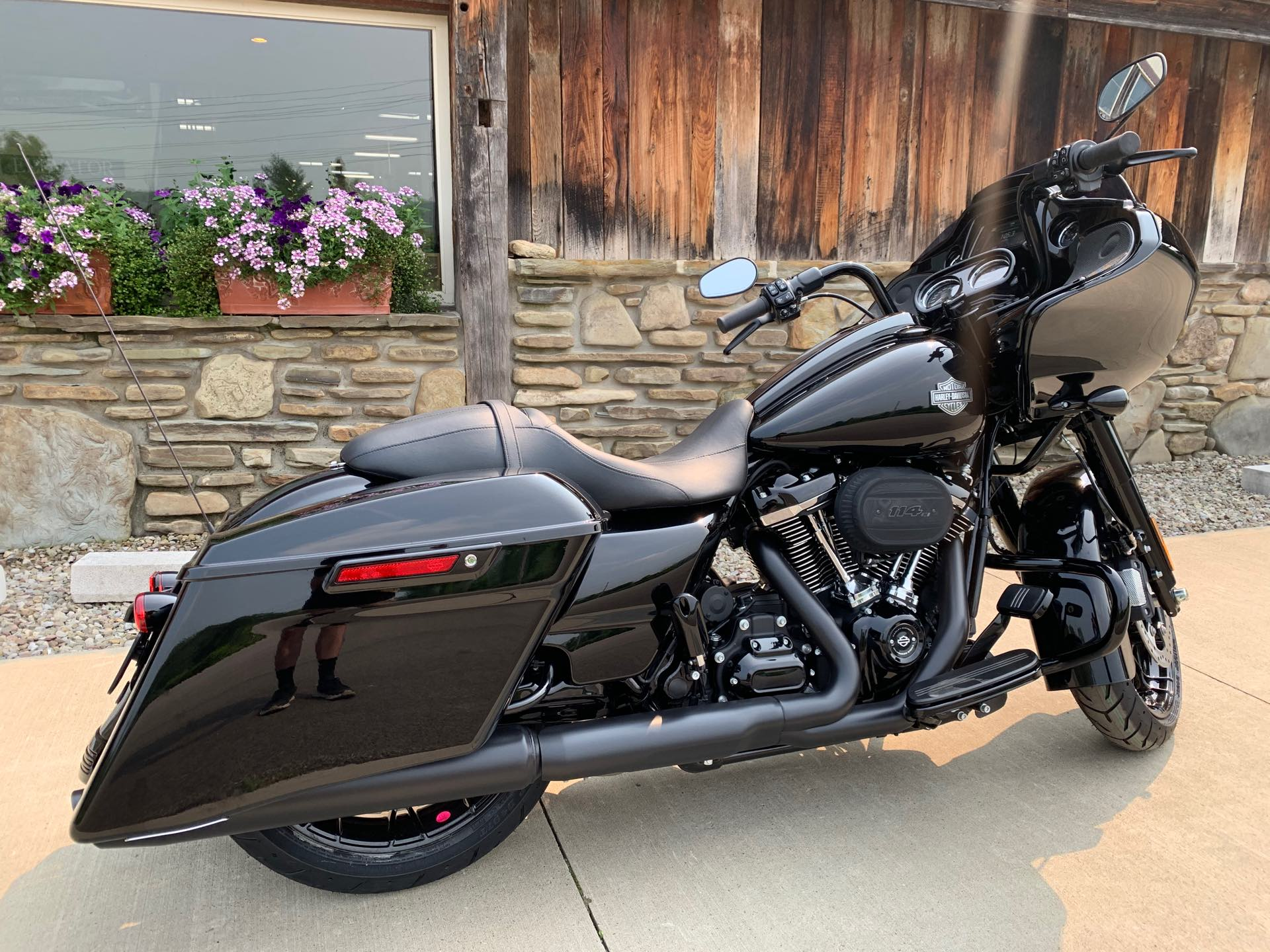 2021 Harley-Davidson Touring Road Glide Special at Arkport Cycles