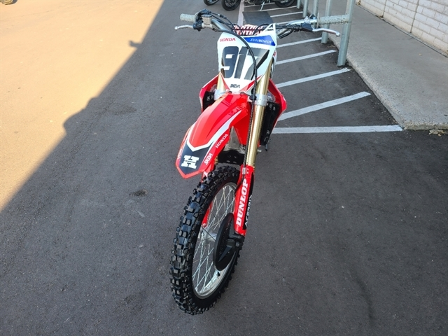 2018 Honda CRF 450R at Bobby J's Yamaha, Albuquerque, NM 87110
