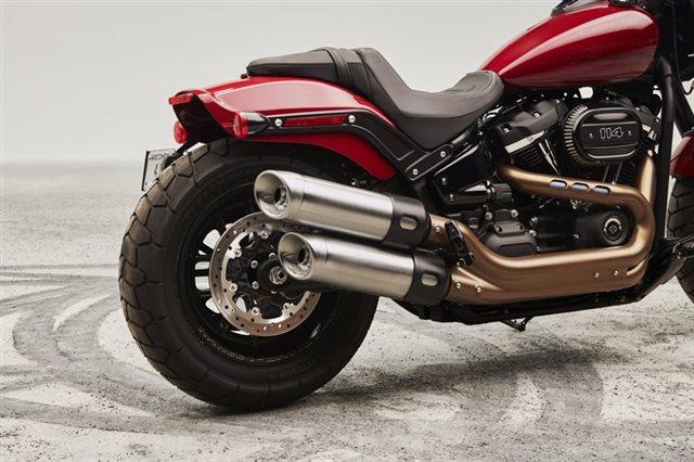 2020 Harley-Davidson Softail Fat Bob 114 at Palm Springs Harley-Davidson®