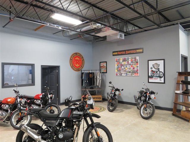 2021 Royal Enfield Twins Continental GT at Sky Powersports Port Richey