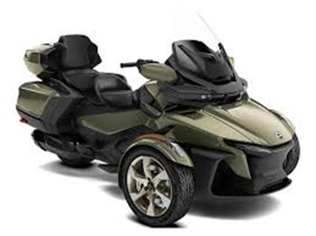 2021 CAN-AM SPYDER RT SEA-TO-SKY at Campers RV Center, Shreveport, LA 71129