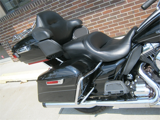 2014 Harley-Davidson Electra Glide Ultra Limited Ultra Limited  FLHTK at Brenny's Motorcycle Clinic, Bettendorf, IA 52722