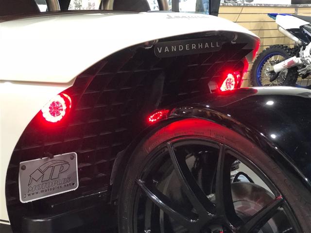 2016 Vanderhall LAGUNA at Lynnwood Motoplex, Lynnwood, WA 98037
