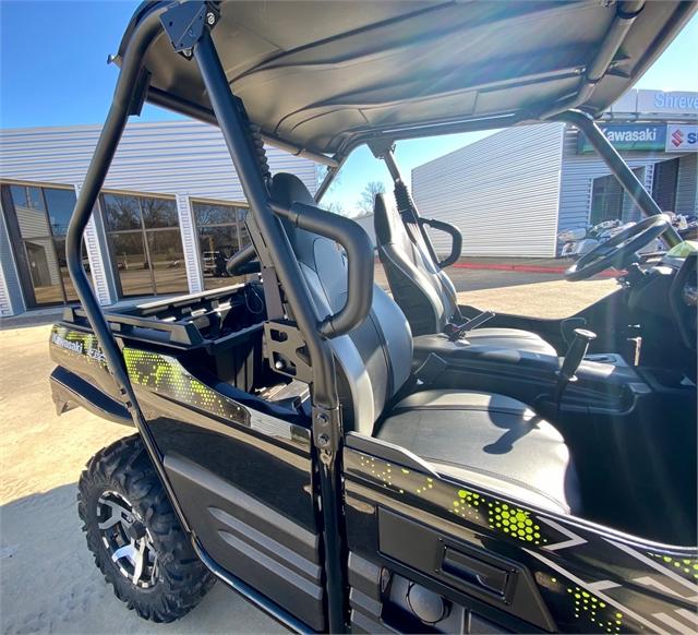 2021 Kawasaki Teryx LE at Shreveport Cycles