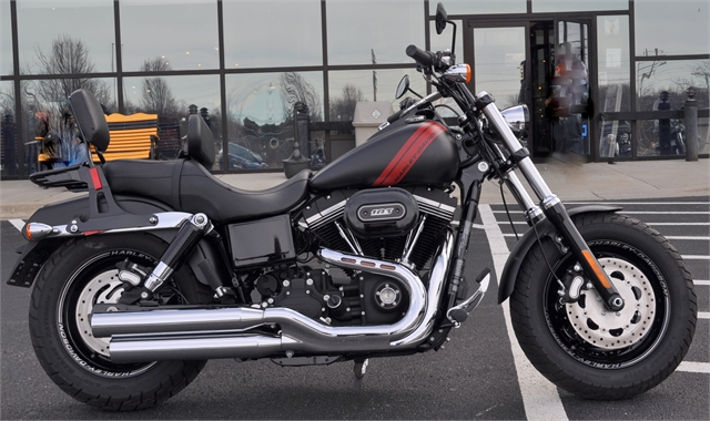 2016 Harley-Davidson Dyna Fat Bob at All American Harley-Davidson, Hughesville, MD 20637