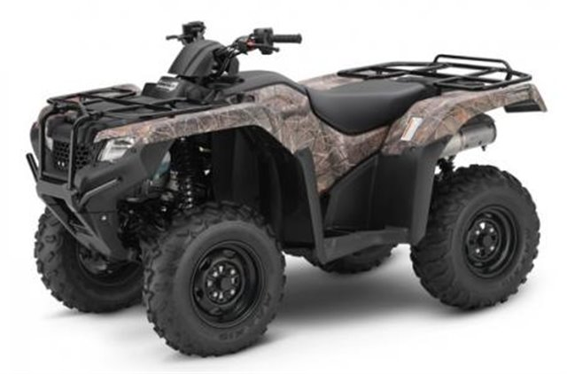2018 Honda FourTrax Rancher 4X4 Automatic DCT IRS EPS at Thornton's Motorcycle - Versailles, IN