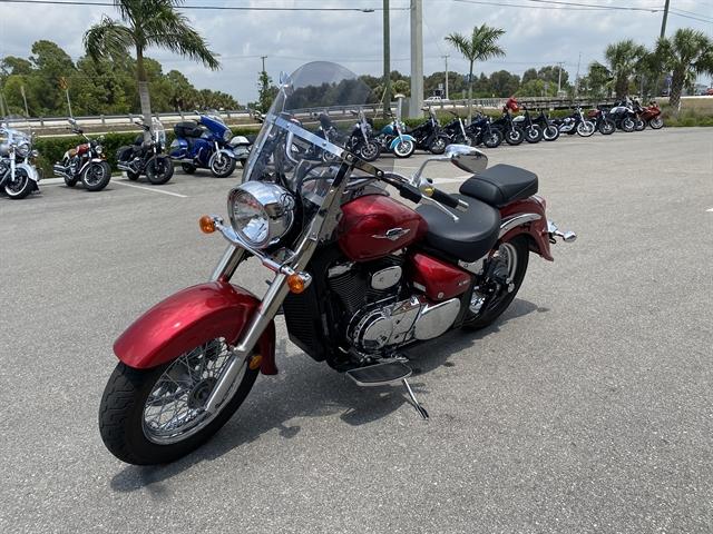 2015 Suzuki Boulevard C50 at Fort Myers