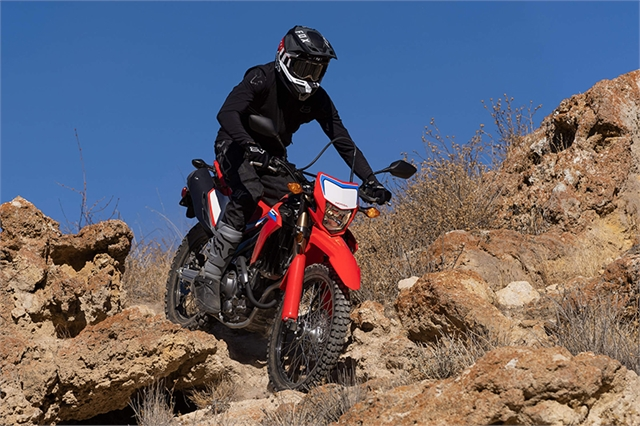 2021 Honda CRF 300L at G&C Honda of Shreveport