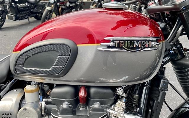 2022 Triumph Bonneville T120 Base at Tampa Triumph, Tampa, FL 33614