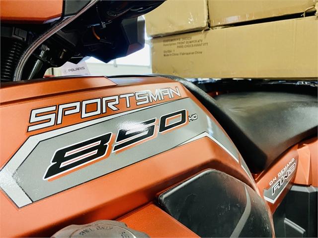 2021 Polaris Sportsman 850 Premium Trail at Rod's Ride On Powersports