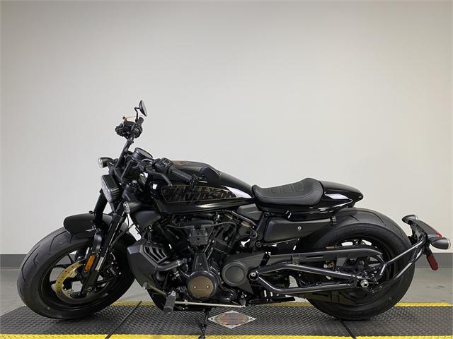 2021 Harley-Davidson Sportster S at Worth Harley-Davidson