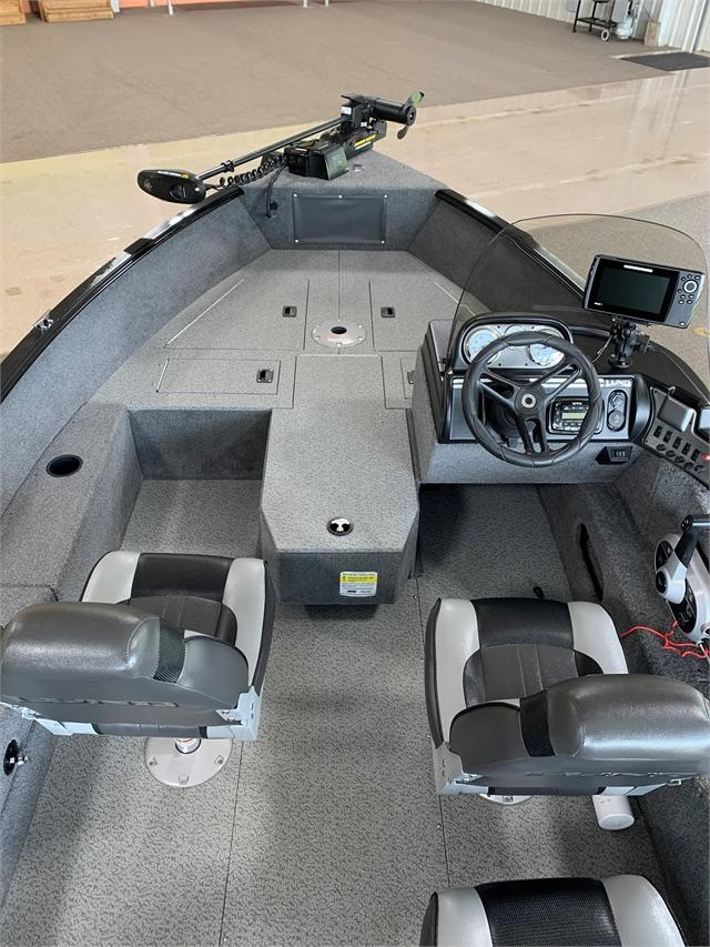 2016 Lund Rebel XS 1650 XS SS at Pharo Marine, Waunakee, WI 53597