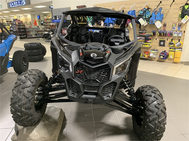 2021 Can-Am Maverick X3 X rs TURBO RR With SMART-SHOX at Star City Motor Sports