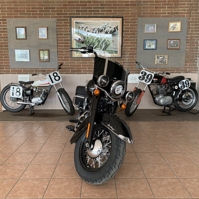 2019 Harley-Davidson Softail Heritage Classic 114 at South East Harley-Davidson