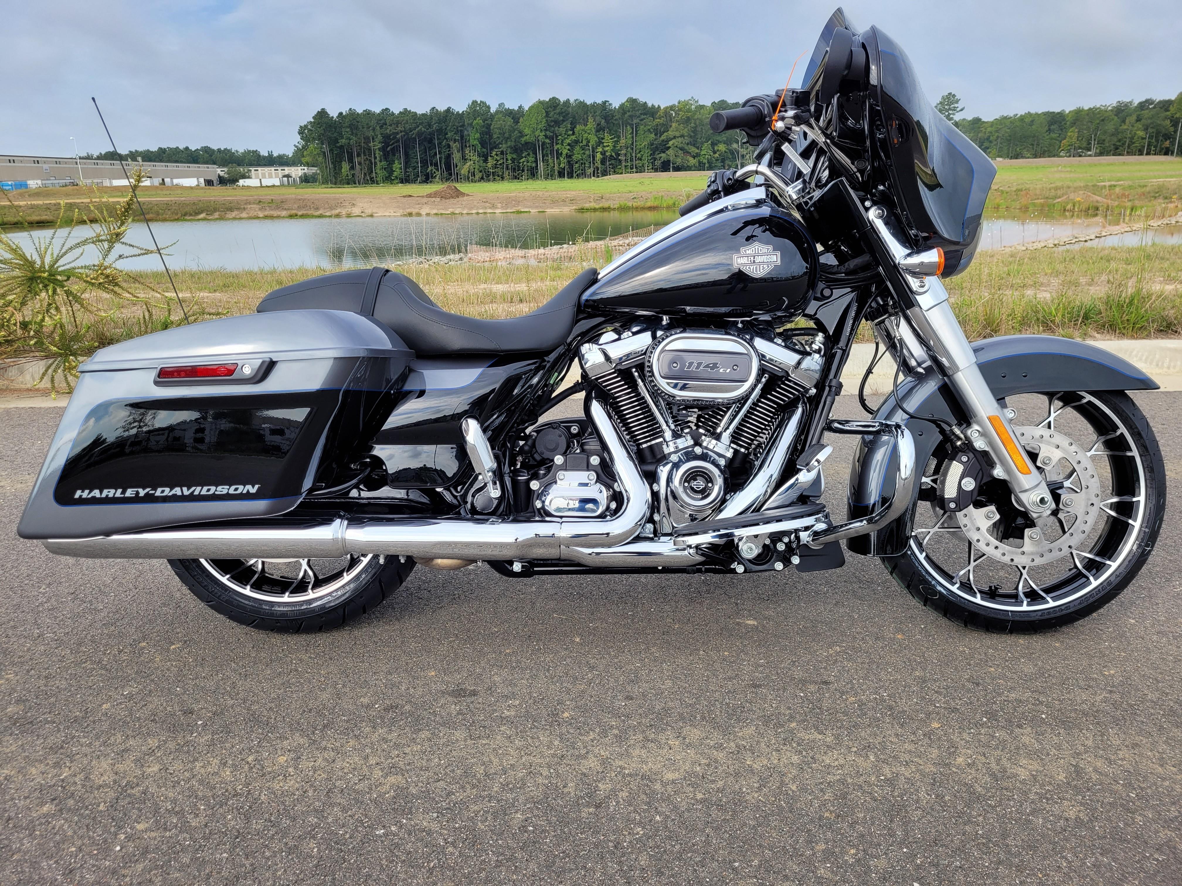 2021 Harley-Davidson Grand American Touring Street Glide Special at Richmond Harley-Davidson