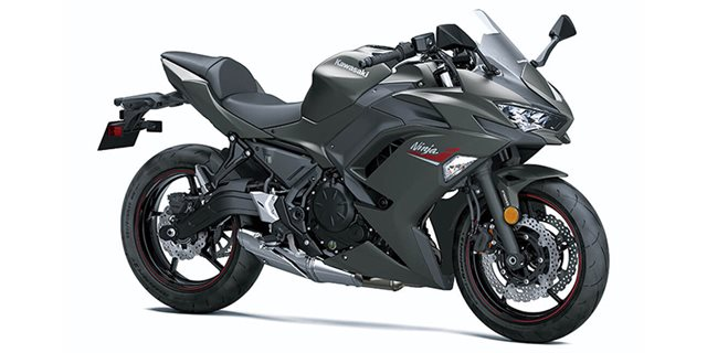2022 Kawasaki Ninja 650 Base at Ehlerding Motorsports