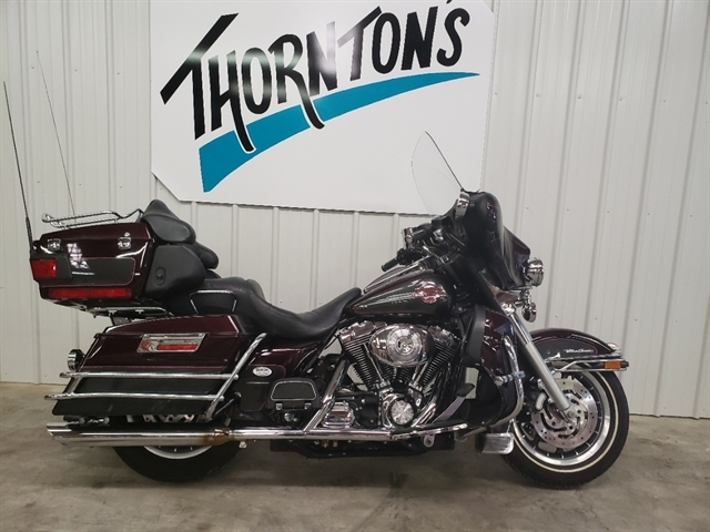 2005 Harley-Davidson Electra Glide Ultra Classic at Thornton's Motorcycle - Versailles, IN