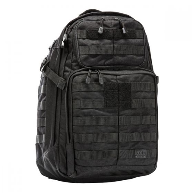 2019 5.11 Tactical RUSH24™ Backpack 37L Black at Harsh Outdoors, Eaton, CO 80615