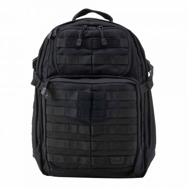 2019 5.11 Tactical RUSH24 Backpack 37L Black at Harsh Outdoors, Eaton, CO 80615