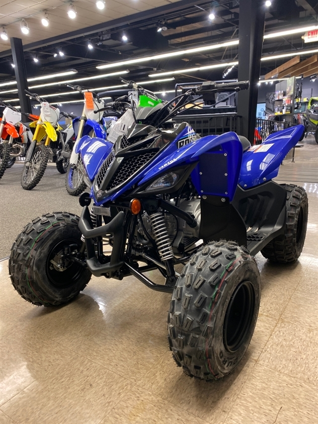 2021 Yamaha Raptor 90 at Sloans Motorcycle ATV, Murfreesboro, TN, 37129
