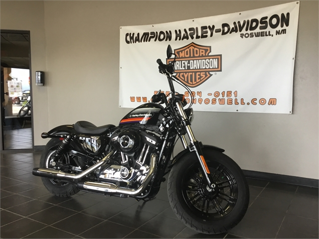 2019 Harley-Davidson Sportster Forty-Eight Special at Champion Harley-Davidson