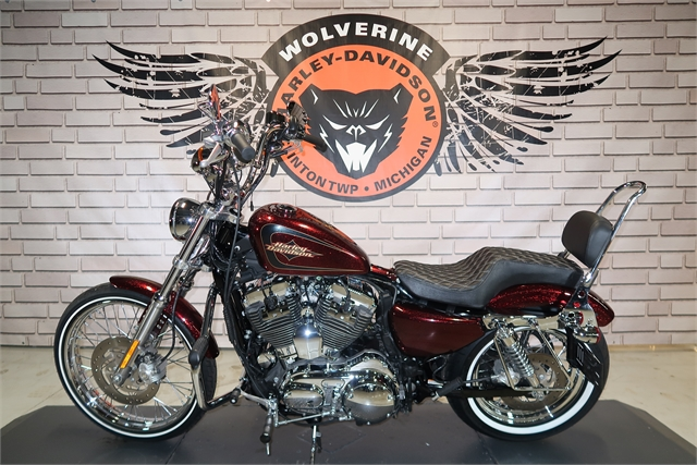 2012 Harley-Davidson Sportster Seventy-Two at Wolverine Harley-Davidson