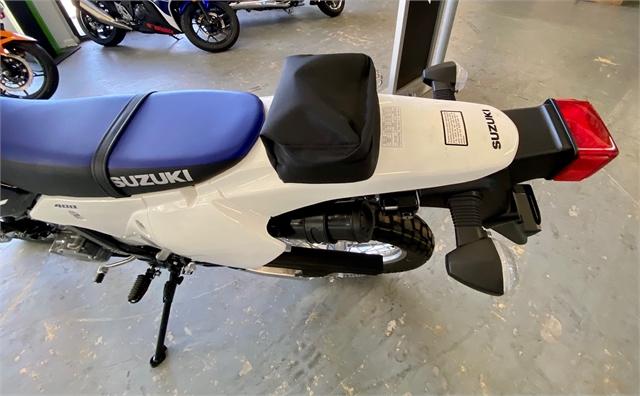 2019 Suzuki DR-Z 400S Base at Shreveport Cycles