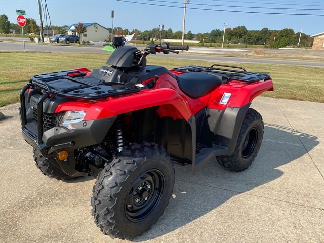 2021 Honda FourTrax Rancher 4X4 at Southern Illinois Motorsports