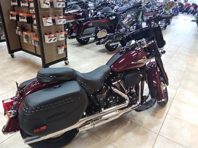2020 Harley-Davidson FLHCS Heritage Classic 114 at M & S Harley-Davidson