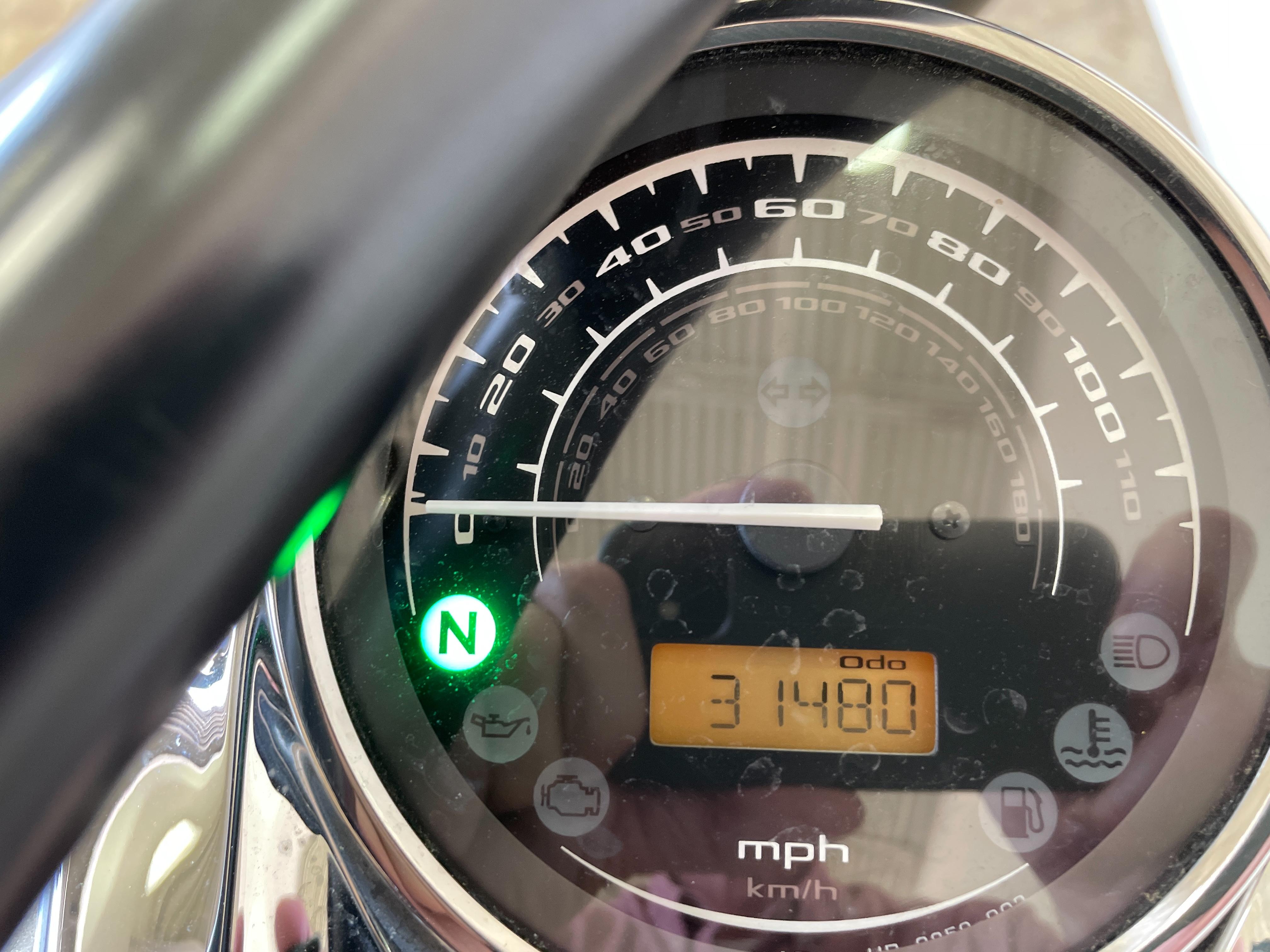 2014 Honda Interstate Base at Twisted Cycles