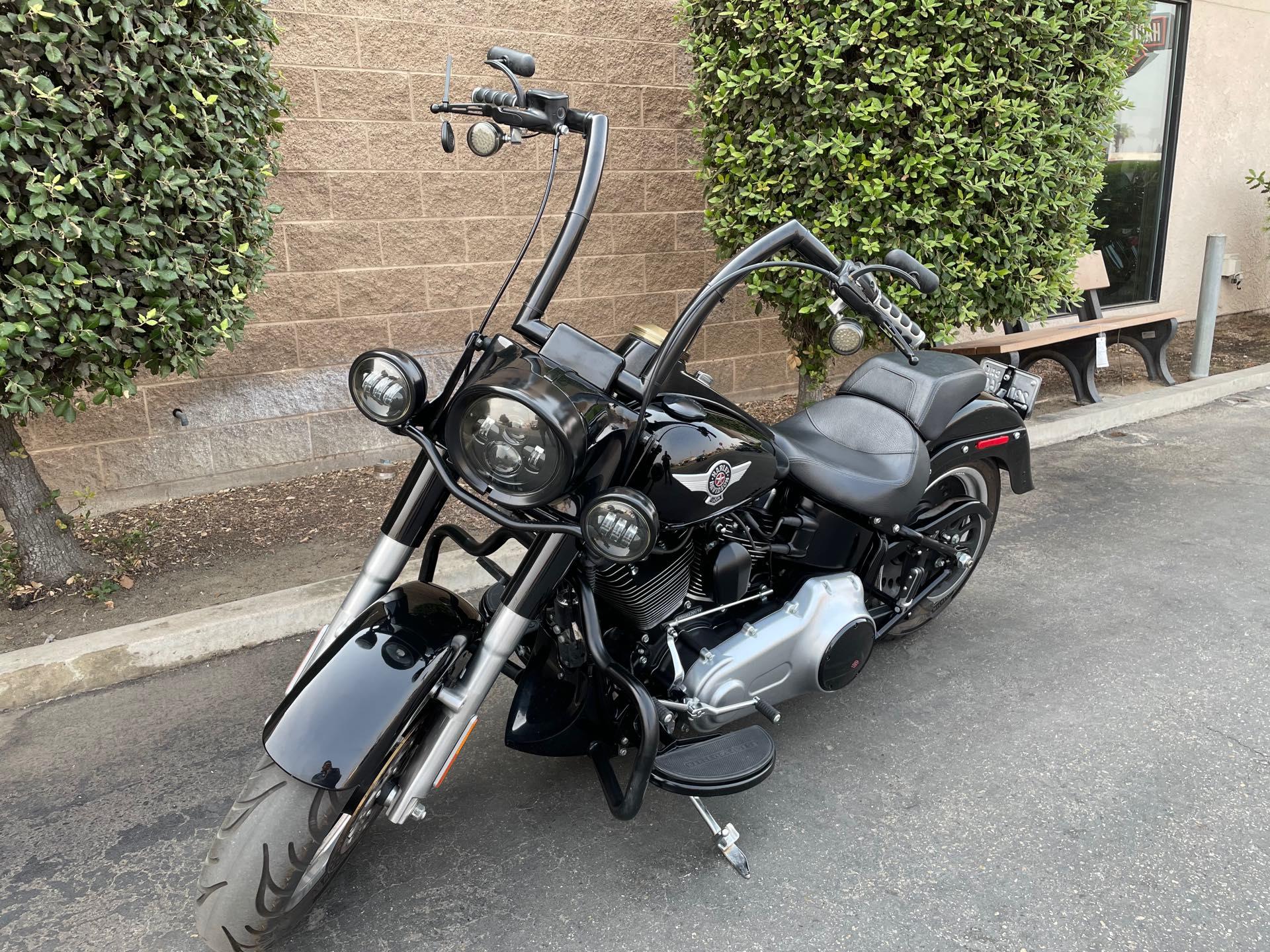 2016 Harley-Davidson Softail Fat Boy Lo at Fresno Harley-Davidson