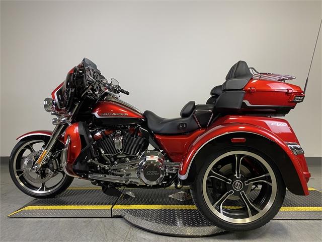 2021 Harley-Davidson Trike FLHTCUTGSE CVO Tri Glide Ultra at Worth Harley-Davidson