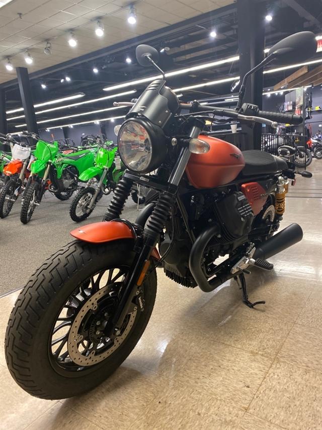 2020 Moto Guzzi V9 Bobber Sport at Sloans Motorcycle ATV, Murfreesboro, TN, 37129