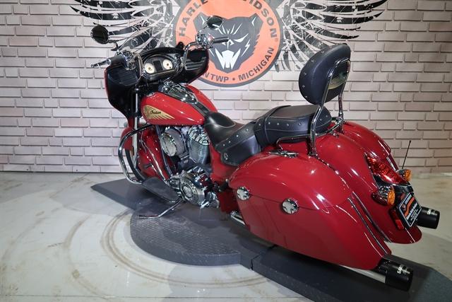 2016 Indian Chieftain Base at Wolverine Harley-Davidson