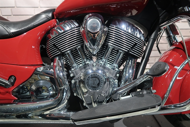2016 Indian Chieftain Base at Wolverine Harley-Davidson
