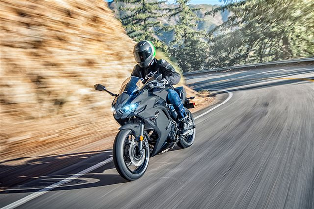 2021 Kawasaki Ninja 650 Base at Wild West Motoplex