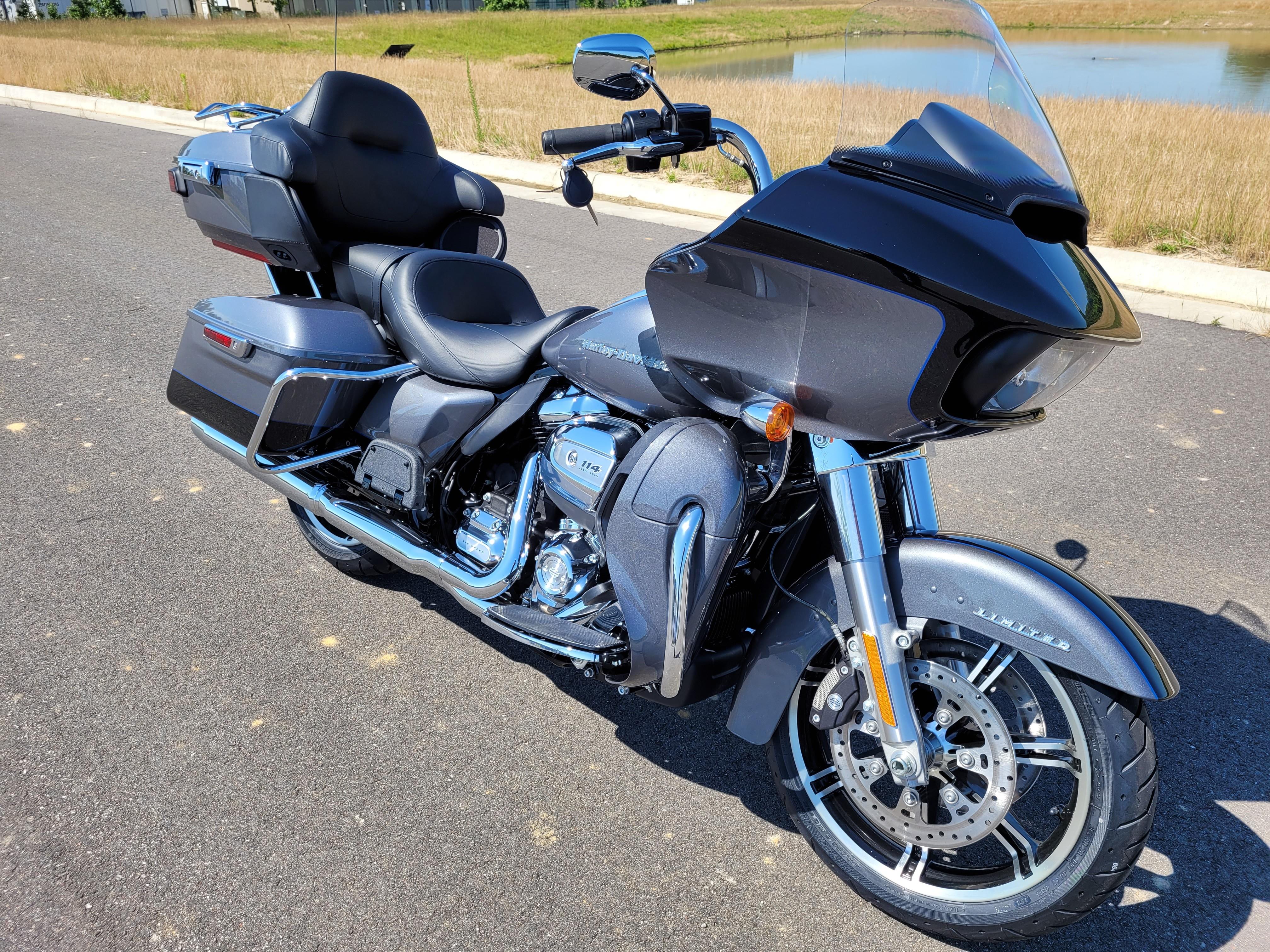2021 Harley-Davidson Touring Road Glide Limited at Richmond Harley-Davidson