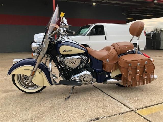 2017 Indian Chief Vintage at Wild West Motoplex