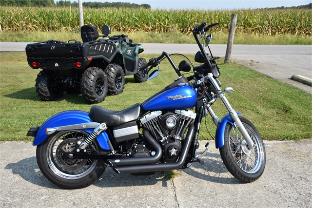 2007 Harley-Davidson Dyna Glide Street Bob at Thornton's Motorcycle - Versailles, IN