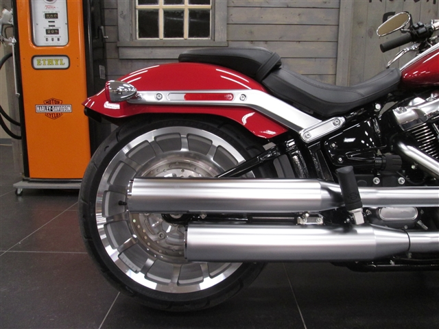 2019 Harley-Davidson Softail Fat Boy® 114 at Hunter's Moon Harley-Davidson®, Lafayette, IN 47905