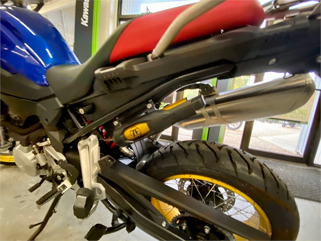 2021 BMW F850GS at Shreveport Cycles