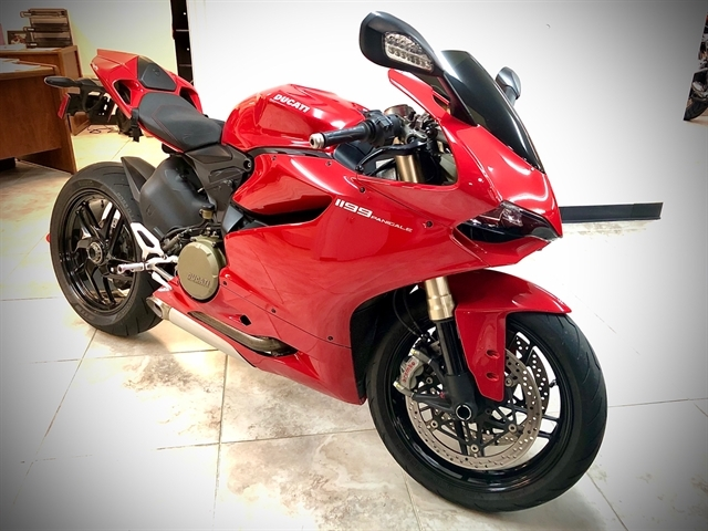2012 Ducati Panigale 1199 at Wild West Motoplex