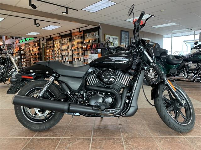 2018 Harley-Davidson Street 750 at South East Harley-Davidson