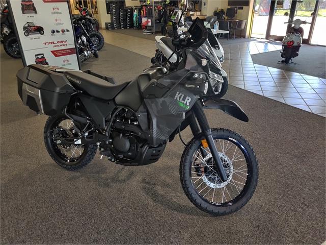 2022 Kawasaki KLR 650 Adventure at Dale's Fun Center, Victoria, TX 77904