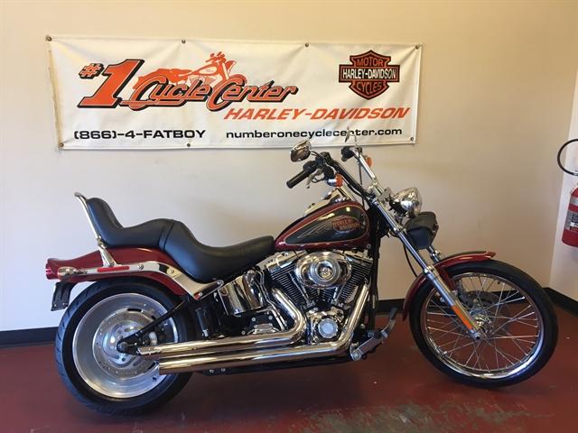 2007 Harley-Davidson Softail Custom at #1 Cycle Center Harley-Davidson