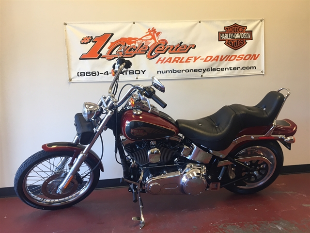 2007 Harley-Davidson Softail Custom at #1 Cycle Center Harley-Davidson
