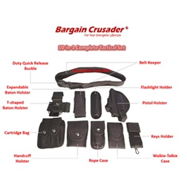 2021 Bargain Crusader Duty Belt at Harsh Outdoors, Eaton, CO 80615