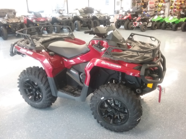 2018 Can-Am Outlander XT 1000R at Thornton's Motorcycle - Versailles, IN
