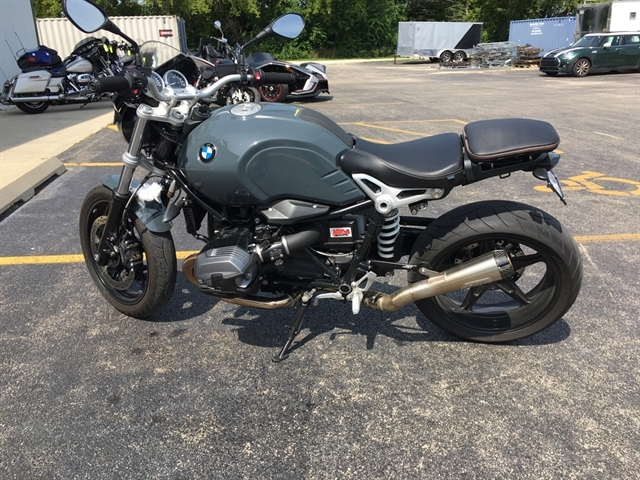 2019 BMW R nineT Pure at Randy's Cycle, Marengo, IL 60152