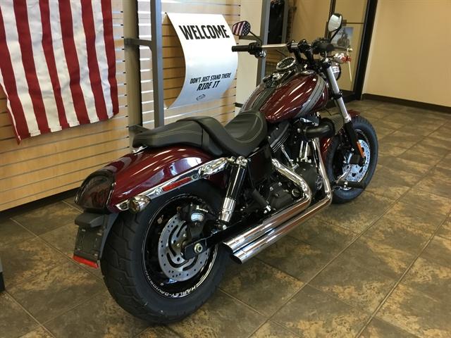 2015 Harley-Davidson Dyna Fat Bob at Bud's Harley-Davidson
